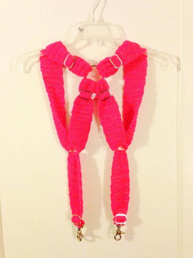 Bright Pink Trucker - Standard size - $95
